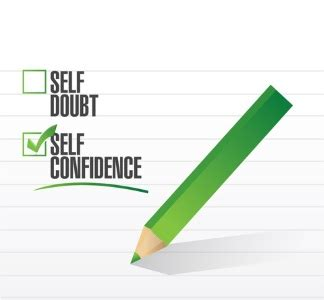 The Importance of Self Confidence LIVESTRONGCOM